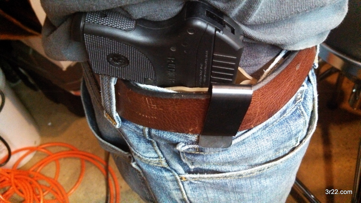Ruger LCP IWB Holster | 3R22